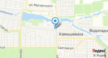 Ростовские сервисные системы на карте