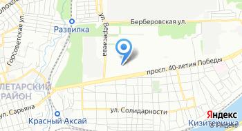 ИП Казарин А.В. на карте
