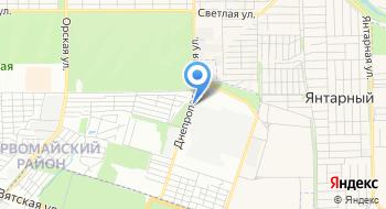 РБА-Ростов на карте
