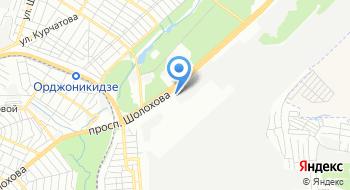 Таможенный пост Аэропорт Ростов-на-Дону на карте