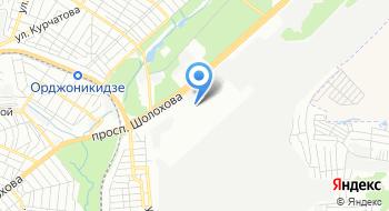 Ростовский магистрально-сортировочный центр Авиа участок на карте