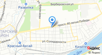 ТДК-Сервис на карте