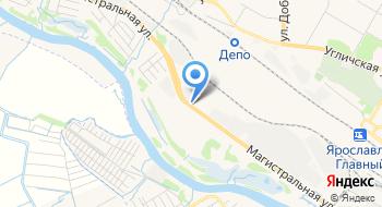 Авто-Эм на карте