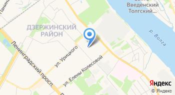 Агентство недвижимости Yar-baza.ru на карте