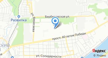ФГБУЗ ЮОМЦ ФМБА России Стоматологическая поликлиника на карте