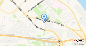 Яргорэлектротранс Трамвайное депо на карте
