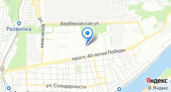 Александровский рынок на карте