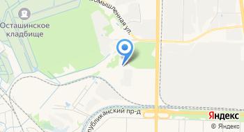 Специализированная Пожарно-спасательная Часть Федеральной Противопожарной Службы по Ярославской области на карте