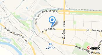 МегаМастер на карте