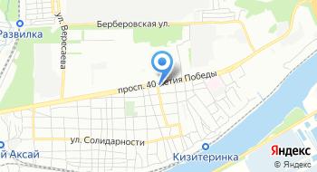 Неодим Ростов на карте