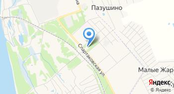 Общественная приемная депутатов Э.Л. Авдаляна и П.М. Зарубина на карте