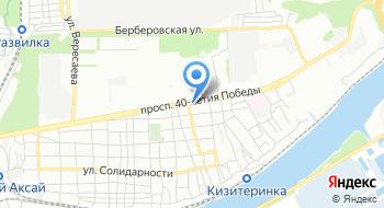 Магазин Печенья и Конфет на карте