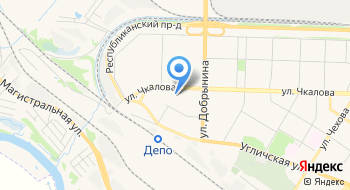 Арктик-Ярославль на карте
