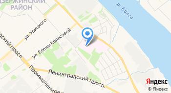 ГБУЗ Информации Ярославской области Областной перинатальный центр на карте
