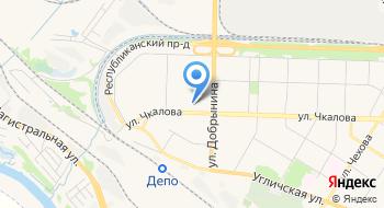 Сервисный центр А-Сервис на карте