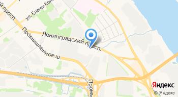Автомир Богемия Skoda на карте