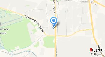 Ярославское ремонтное предприятие ЯМЗ на карте