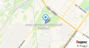 Газпром Газораспределение на карте