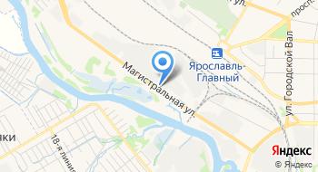 Завод винтовых свай Форестер на карте