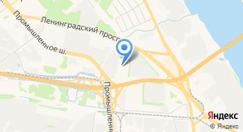 Автотранспортное предприятие Ярославское на карте