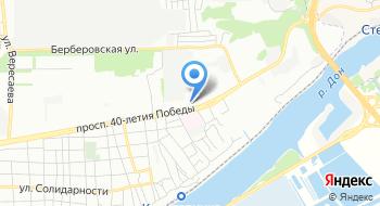 Портал Волгограда Volcity.ru на карте