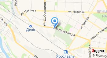 Центр Единого Сервиса Северсталь на карте