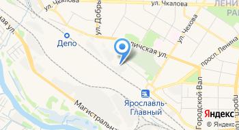 Мостостроительный поезд №59 Строительно-монтажного треста №5 Филиала РЖДстрой на карте
