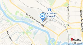 П-Комплект на карте