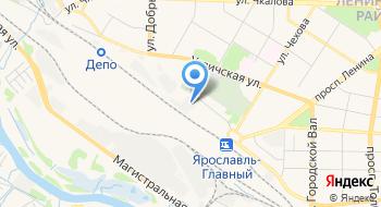 Компания Строй-Град на карте