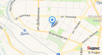 Аудиторско-юридическая компания Актив на карте