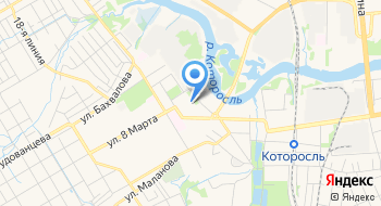 МОУ ДО Межшкольный учебный центр Красноперекопского района на карте
