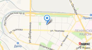 Центр анимационного творчества МОУ ДОД Перспектива на карте