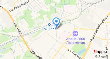 Ультра Вижн на карте