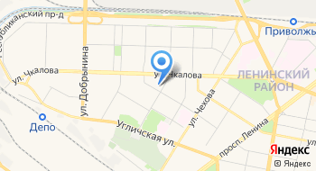 ЯрБурПром на карте