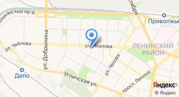 Вступить СРО в Ярославле на карте