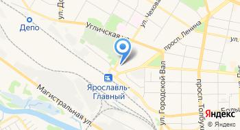 Сахареж, офис на карте