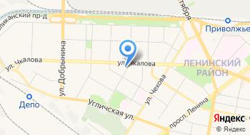 МУП Ленинский рынок г. Ярославль на карте