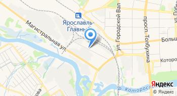Пролетарий-Север на карте