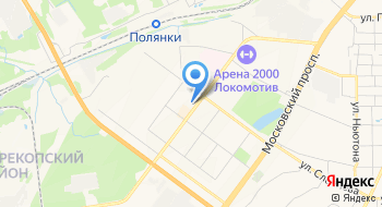 Фрам на карте