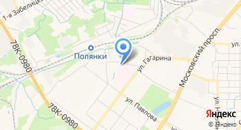 Транслайн на карте
