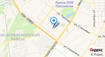 ПКФ Спецавтоматика на карте