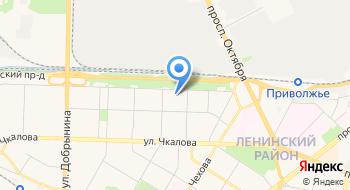 Общежитие Ярославского колледжа гостиничного и строительного сервиса ГОУ на карте