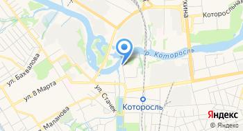 Автоскан Ярославль на карте