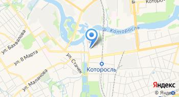 Спорткомплекс Русь на карте