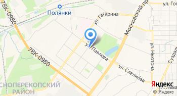 Ярославский РОСП на карте