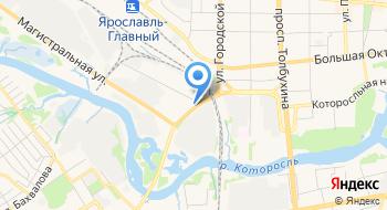 Сервисный центр Связьинтерком на карте