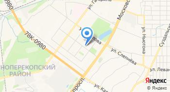 Ярославский УСТЦ на карте