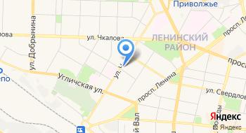 Салон Серебряный ручей на карте
