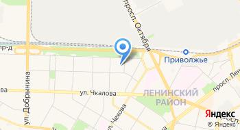 Охранное предприятие Белая Стрела на карте