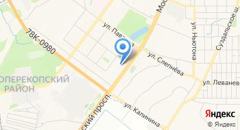 Магазин Рассвет на карте